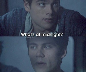 grunge, tumblr, and teen wolf image