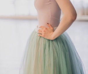 ballet, dress, and fashion image