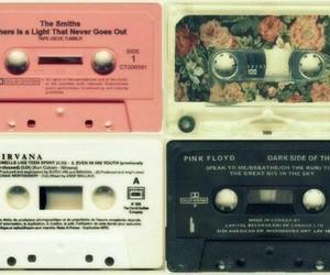 nirvana, Pink Floyd, and vintage image