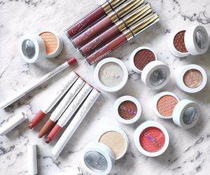 eyeshadow, makeup, and girly image