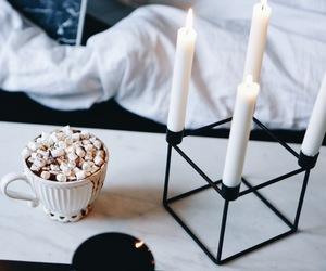 christmas, interior, and marshmallows image