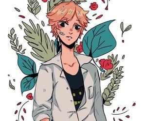 adrien agreste and miraculous ladybug image