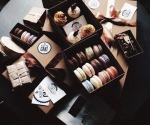food, sweet, and cake image