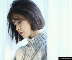 kpop, singer, and iu image