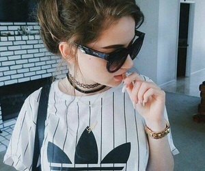 adidas, dytto, and sunglasses image