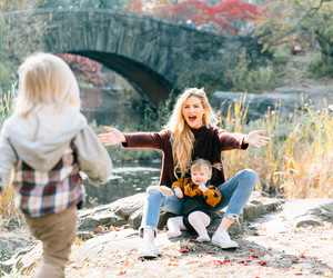 family, fashion, and amber fillerup clark image
