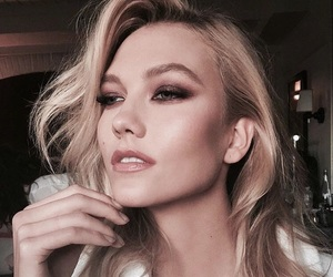 model, Karlie Kloss, and beauty image