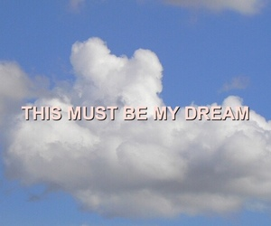 clouds, quotes, and aesthetic image