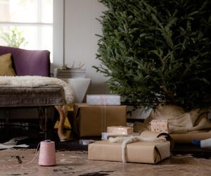 christmas, family, and gift image