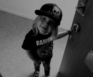 ramones, kids, and child image