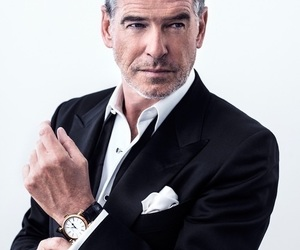 Pierce Brosnan, some kind of beautiful, and the november man image
