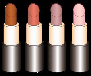 illustration, lipstick, and make-up image