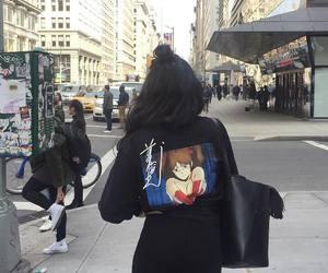 fashion, girl, and anime image