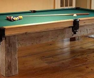 table, snooker, and diy image