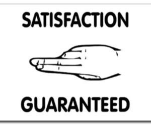 fingers and satisfaction image