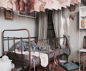 bedroom, december, and decor image