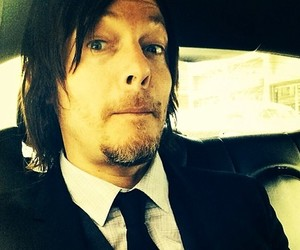 norman reedus, twd, and daryl dixon image