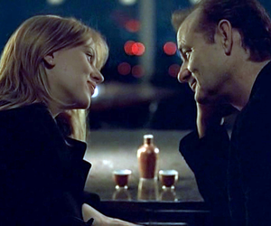 bill murray, lost in translation, and movie image