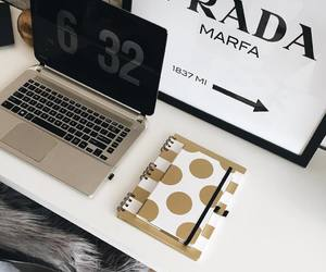 home office and Prada image