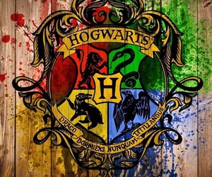 hogwarts, ravenclaw, and gryffindor image