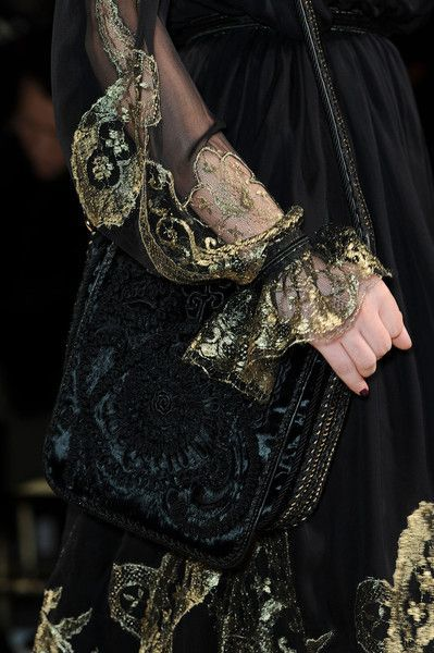 black, fashion, and gold image