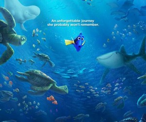finding dory, dory, and wallpapers image
