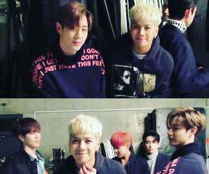 got7 and markson image