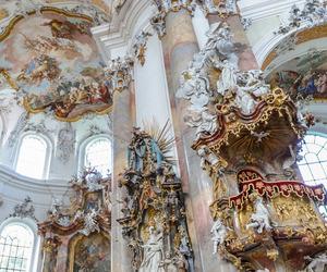 18th century, art, and church image