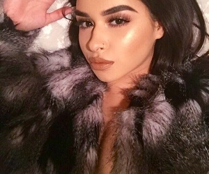 makeup, glam, and beauty image