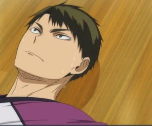 anime, sport, and voleyball image