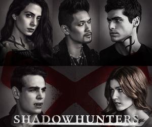 shadowhunters, magnus, and alec image