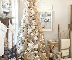 christmas, christmas tree, and inspiration image