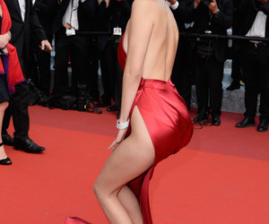 dress, bella, and cannes image