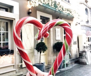 candies, christmas, and winter image
