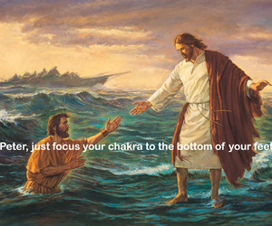 funny, naruto, and jesus image