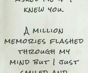 memories, quotes, and smile image