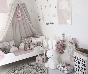 bedroom, cute, and home image