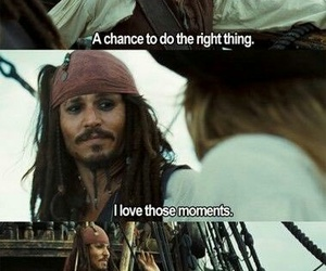 jack sparrow, funny, and johnny depp image