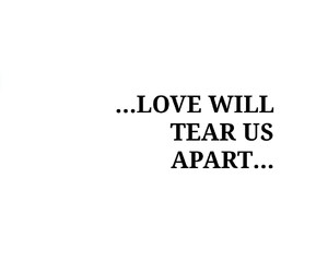 love quotes, sad quotes, and quote about love image