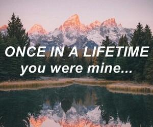 lake, Lyrics, and quotes image