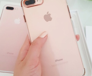 apple, iphone, and nails image