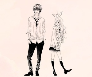 couple, cute couple, and kira image