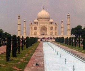inde, taj mahal, and india image