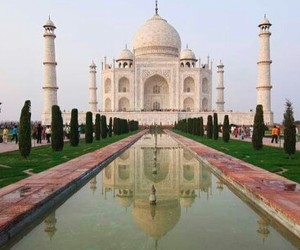 india, golden, and tour image