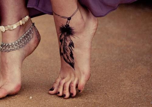 Kaunis tatuointi