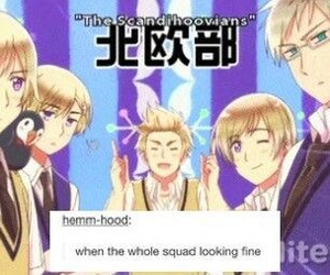 hetalia, screencap, and screenshot image