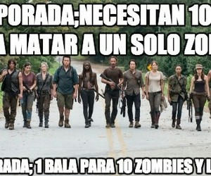 memes, zombies, and the walking dead image