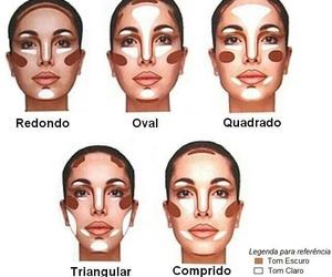 makeup and contour image