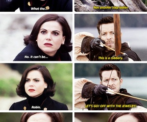 otp, outlaw queen, and ️ouat image