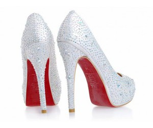 c8cad72f389 93 images about dress with red bottom shoes on We Heart It
